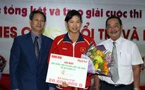 Bình chọn VĐV Việt Nam thi đấu xuất sắc