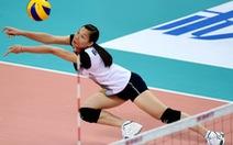 Tuyển bóng chuyền nữ VN sẵn sàng cho trận gặp Đài Loan