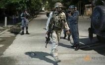 Đấu súng ác liệt tại một nhà khách ở Kabul