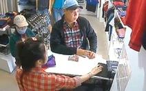 Clip dàn cảnh trộm đồ chuyên nghiệp tại cửa hàng thời trang