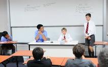 Một lớp trẻ được trao quyền tự quyết