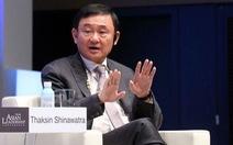Thái Lan hủy hộ chiếu củacựu thủ tướng Thaksin