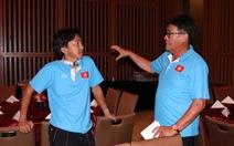 """U-23 VN lo bị """"đẩy"""" sang bảng A nếu Indonesia rút lui"""