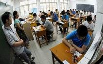 Mỹ truy tố 15 người Trung Quốc gian lận thi cử