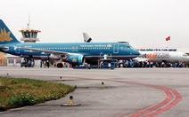 Sân bay Cát Bi nhiều lần gặp sự cố vì nắng nóng