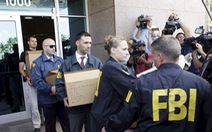 Liệu ông Blatter có bị bắt?