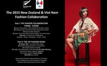 Khởi độngdự án hợp tác thời trang Việt Nam-New Zealand