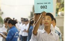 Hơn45.000 thí sinh dự tuyển sinh bằng đánh giá năng lực