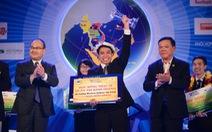 Nguyễn Mậu Hoàng vô địch cuộc thi Dynamic 2015