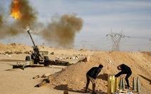 Tấn công bằng rocket, 8 người chết tại Libya