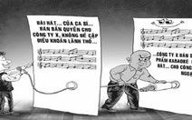 Nhạc Việt và câu chuyện tranh chấp hi hữu