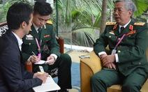 Thượng tướng Nguyễn Chí Vịnh: Càng căng thẳng, càng phải độc lập tự chủ