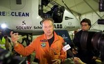 Máy bay năng lượng mặt trờiSolar vượt Thái Bình Dương