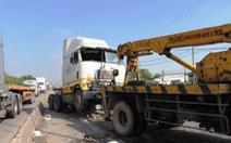 Phó thủ tướng yêu cầu điều tra vụ xe container tông nát ôtô