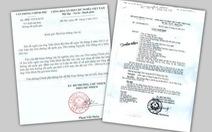 Cục Hàng không xin lỗiông Trần Đình Bá