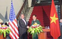 Bộ Quốc phòng Hoa Kỳ sẽ cử chuyên gia sang Việt Nam