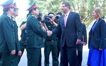 Việt Nam - Mỹ hội đàm hợp tác quốc phòng