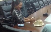 Chị ve chai đã gửi 5 triệu yen vào ngân hàng khác
