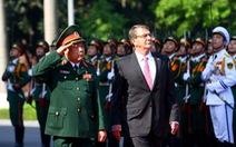 Việt Nam và Hoa Kỳ có quan điểm tương đồng về biển Đông