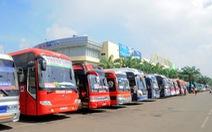 Tổng kiểm tra hoạt động kinh doanh vận tải hành khách