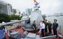Hải quân Việt Nam thêm 2 tàu tên lửa tấn công nhanh