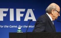 """Nhà điều tra Mỹ bắt đầu """"sờ gáy"""" ông Sepp Blatter"""