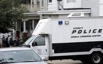 Cảnh sát Boston bắn chết nghi can khủng bố