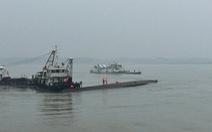 Thảm họa chìm tàu tại Trung Quốc có thể do lốc xoáy