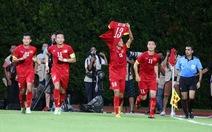 Tấn Tài được hưởng mọi chế độ ở đội U-23 VN