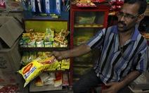 Ấn Độ kiểm tra chất lượng mì ăn liền Maggi