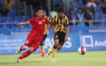 U-23 Malaysia không còn đường lùi