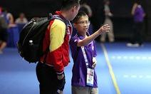 Không dễ làm tình nguyện viên SEA Games
