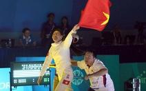 Ngày 4-6: Trần Thị Len và Lệ Dung giành hai HCV đấu kiếm