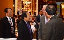 Bộ trưởng Việt Nam sang Singapore quảng bá Sơn Đoòng