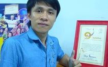 Sách kỷ lục Thái Lan ghi tên sinh viên Việt Nam