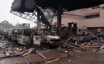 200 người chết do nổ trạm xăng, Ghana quốc tang3 ngày