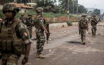Lính LHQ lại dính bê bối xâm hại tình dục ở Trung Phi