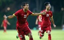 U-23 VN - U-23 Lào 1-0: Thắng không sướng…