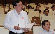Viện trưởng Nguyễn Hòa Bình xin lỗi những người bị oan
