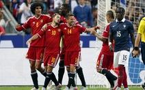 Fellaini và Hazard giúp Bỉ thắng Pháp 4-3