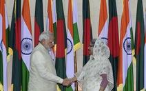 Ấn Độ và Bangladesh đổi đất, đổi dân