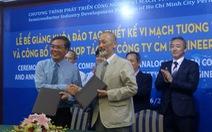 Việt Nam thiết kế vi mạch cho công ty Nhật