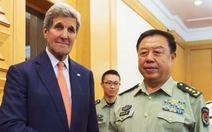 Quan chức Trung Quốc đến Mỹ cải thiện mối quan hệ