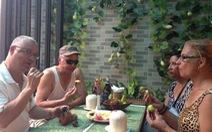 Trái cây Việt vào...khách sạn