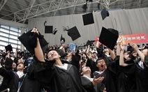 Trung Quốc qua mặt Nhật về số trường hàng đầu châu Á