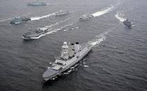 """Nga dùng tàu chiến """"nắn gân"""" Lithuania"""