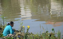 Ra sông chơi, ba đứa trẻ chết đuối