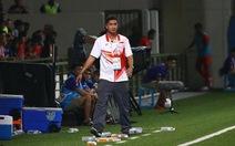 HLV đội U-23 Singapore từ chức