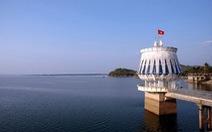 Xả hơn 15 triệu m3 nước hồ Dầu Tiếng lấy nước tưới