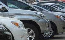 Không bắt buộc xe con nộp phí thử nghiệm tiêu thụ nhiên liệu